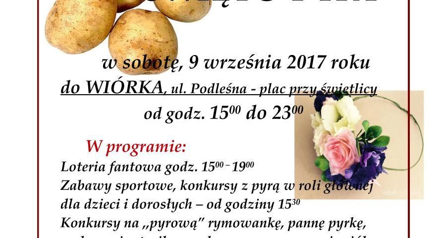 Święto Pyry 09.09.2017 r.